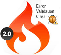 CodeIgniter Error Validation Class