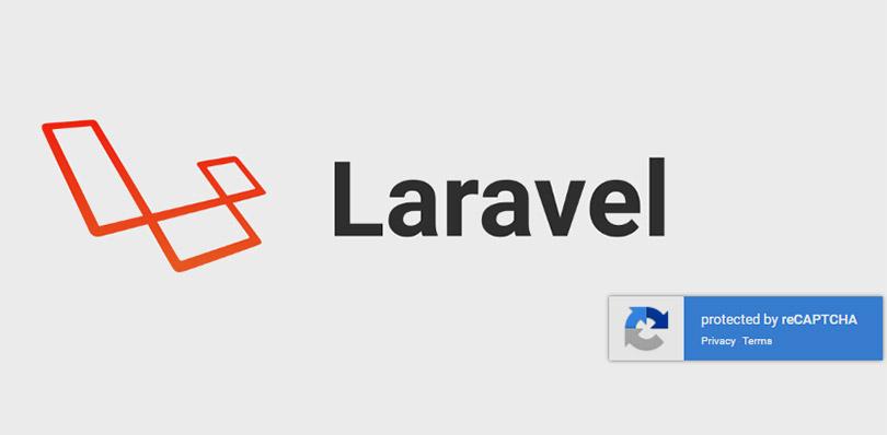 Laravel reCAPTCHA